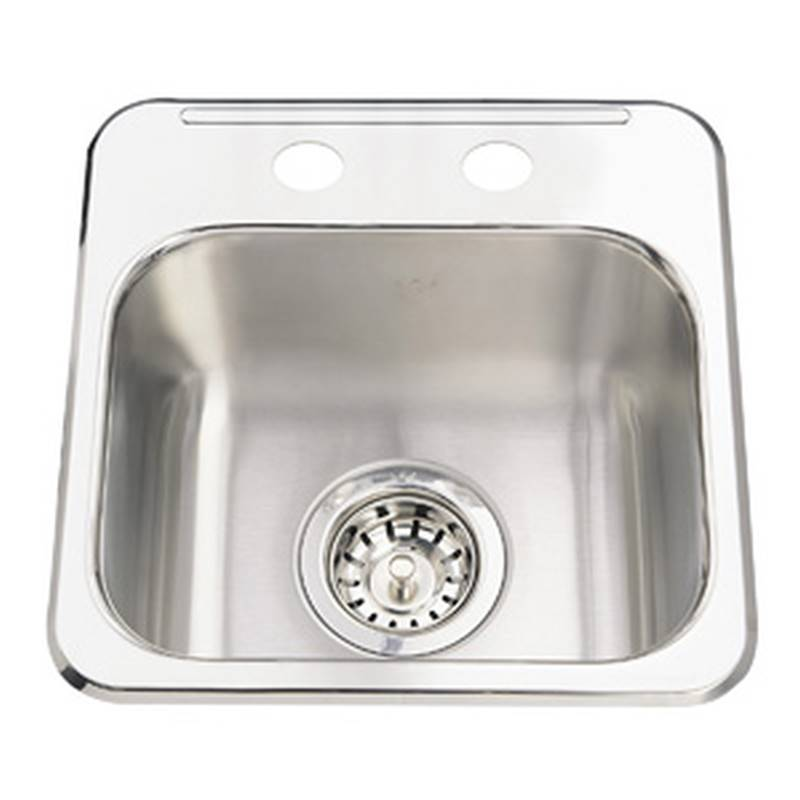 Franke Kindred Qsl1313 6 Hospitality Sink 13 5 8 In H X