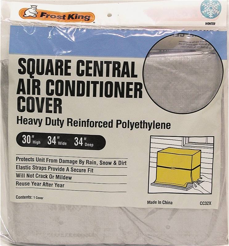 Frost King Cc32xh Heavy Duty Square Air Conditioner Cover