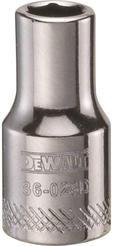 "DeWalt DWMT86026OSP 6-point 1//4/"" Drive Socket 5//16/"" SAE Hand Drive Socket"