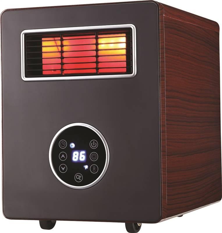 Heat And Glow Escape Fan Kit: Comfort Glow CDE4800 Comfort Furnace, 1000 Sq-ft, 1500 W
