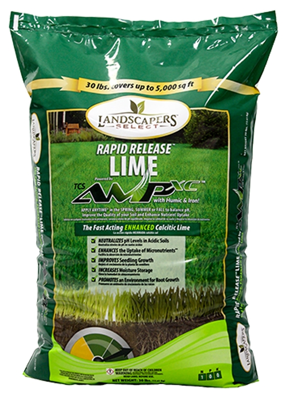 LIME FAST RELEASE W/AMPXC 30LB