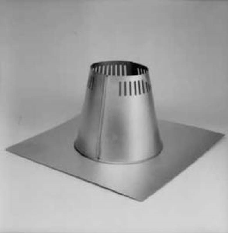 Supervent 2100 Jm7atc Tall Cone Flashing With Storm Collar