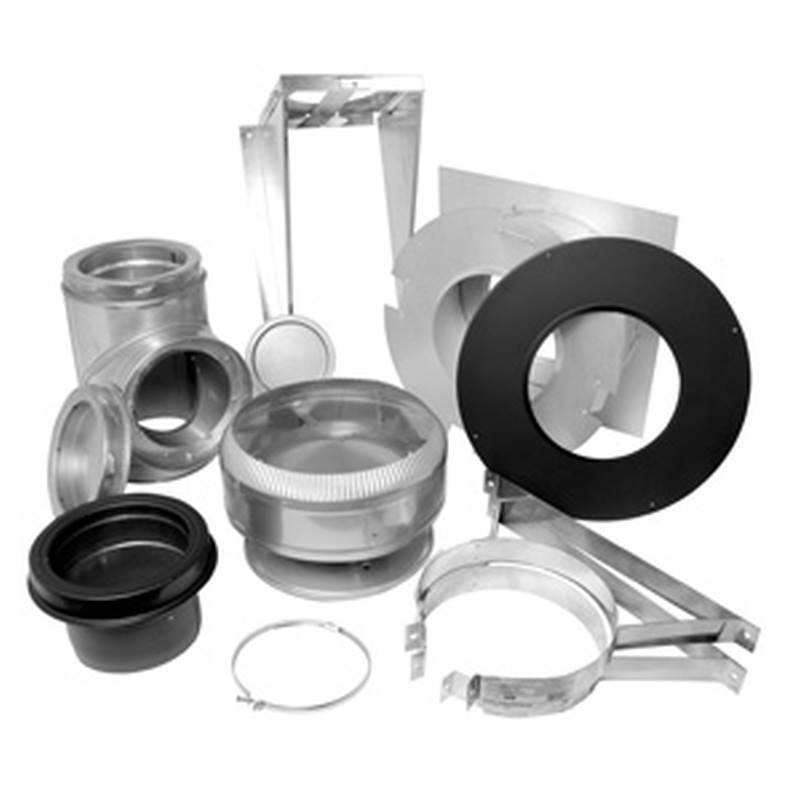Selkirk Spr5wsk Wall Support Kit 5 In