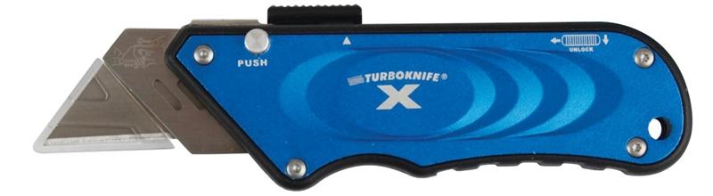 TurboknifeX 33-134 Utility Knife