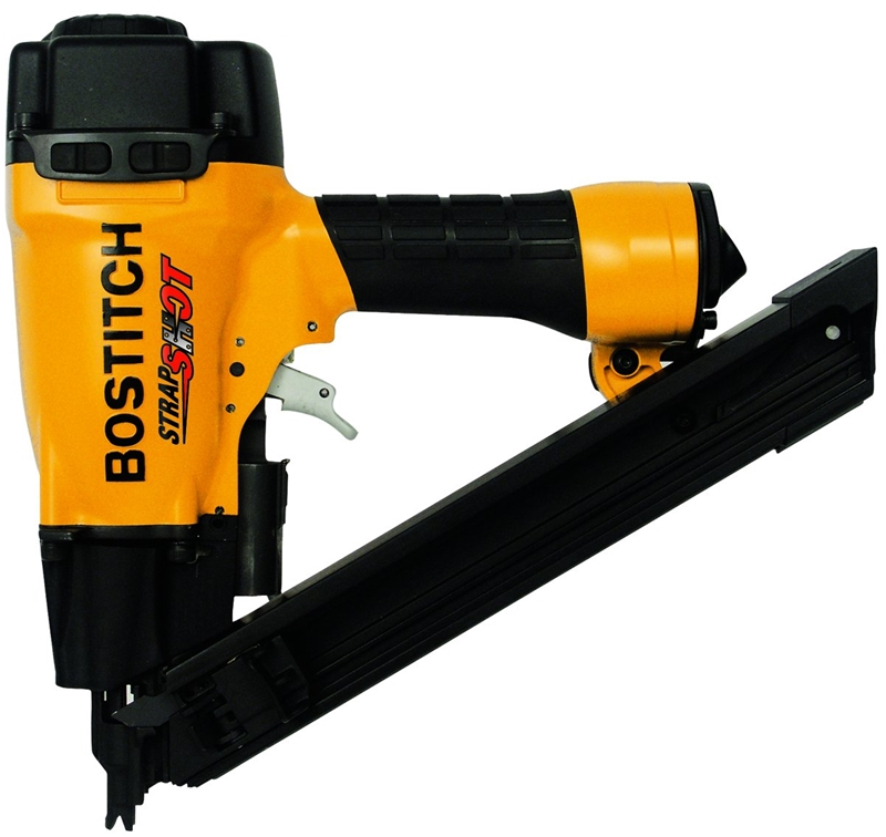 Strapshot Mcn150 Pneumatic Connector Nailer 1 2 In Wire