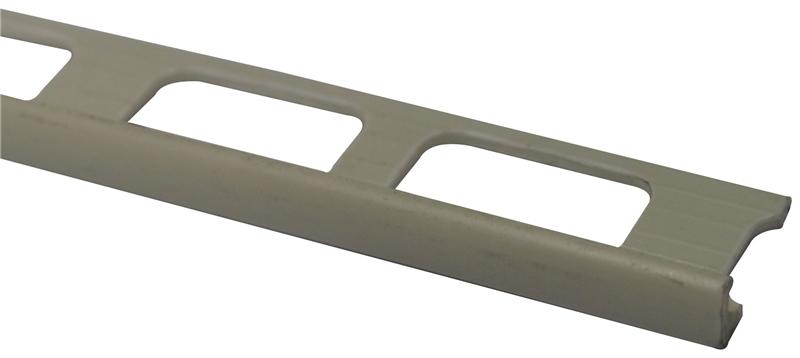 Shur Trim Et1034bon08 Moulding Tile Edge 8 Ft L X 3 16 In