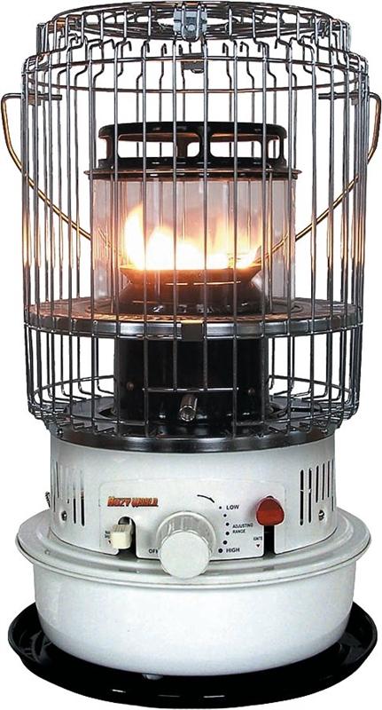 Kero World Kw 12 Radiant Convection Heater 10500 Btu 350