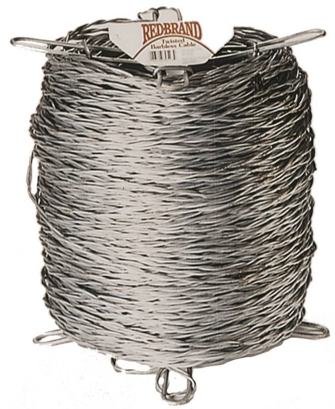 Keystone Barbless Cable 1320 /' Galvanized