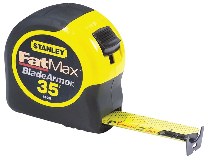 33735 RULE TAPE 35FTX1-1/4IN FAT MAX
