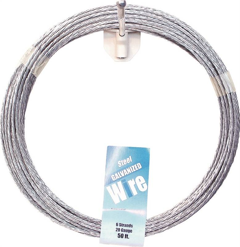 Midwest 11272 Stranded Guy Wire 50 Ft L