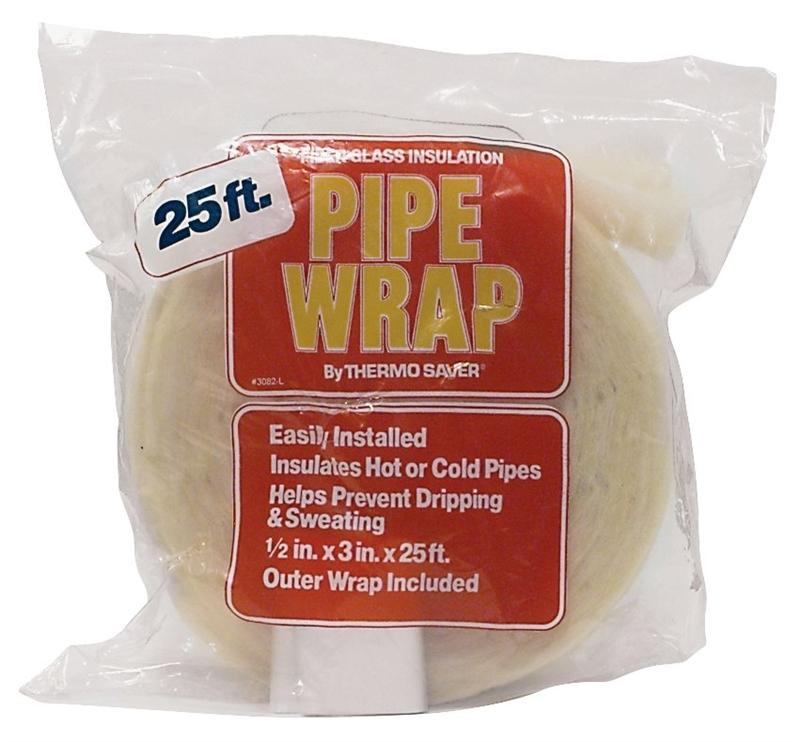 Pipe Wrap Fiberglass 3x25 - Case of 24