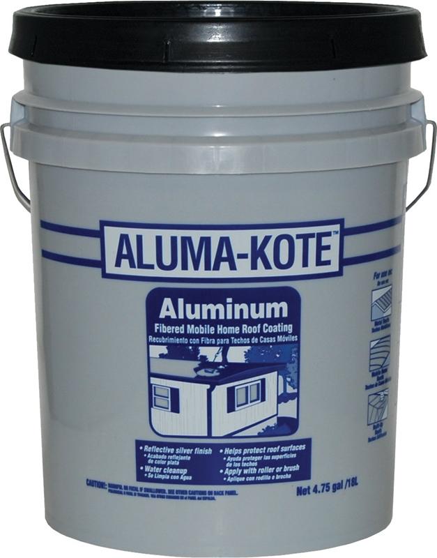 Gardner Gibson Aluma Kote Fibered Aluminum Roof Coating 5