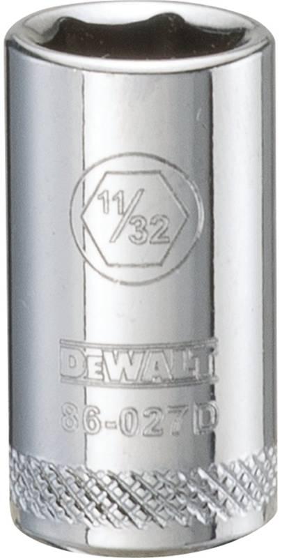 DEWALT DWMT86028OSP 6 Point 1//4 Drive Socket 3//8 SAE