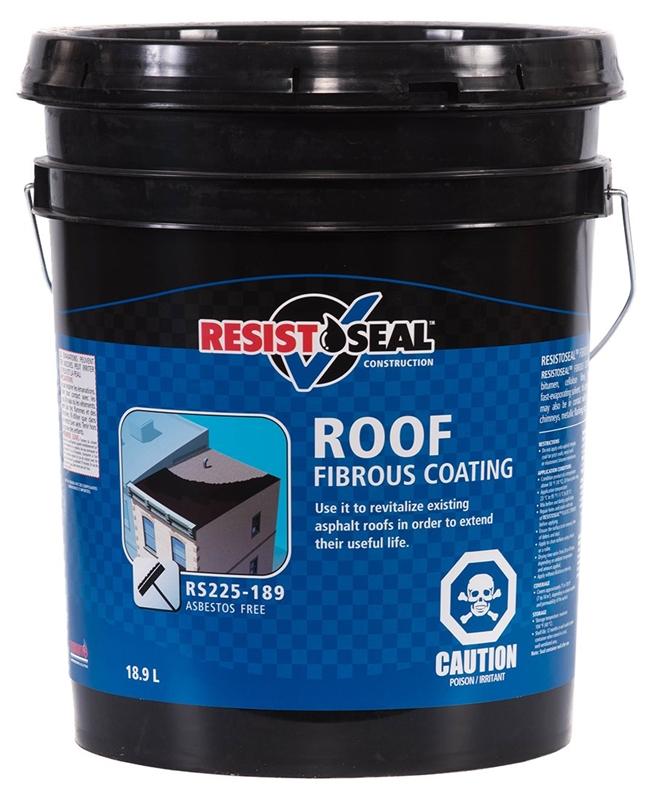 Resistoseal 53031 Fibrous Coating 5 Gal