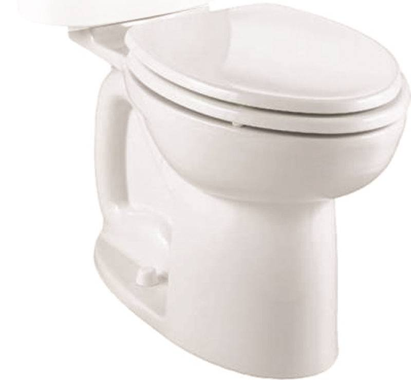 American Standard Brands Right Height Toilet Bowl 4 8 1