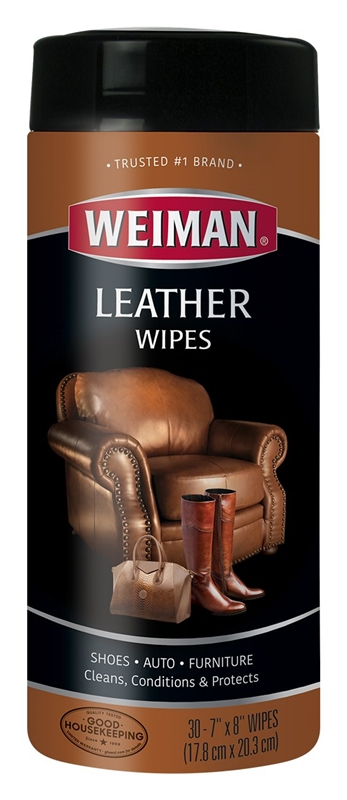 wipes cleaning leather. Black Bedroom Furniture Sets. Home Design Ideas