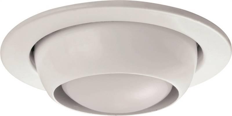 Powerzone TRIM205-WH (MTM4 Eyeball Recessed Light Trim  sc 1 st  MACu0027S Hardware & Powerzone TRIM205-WH (MTM4 Eyeball Recessed Light Trim 50 W R20 PAR20