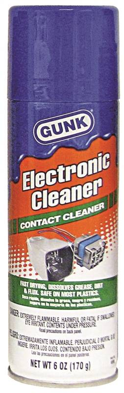21955 CLEANER ELECTRONIC 6.0OZ