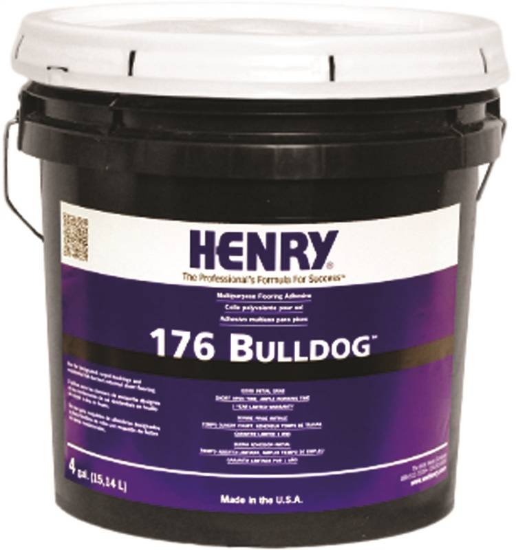 Bulldog Fp00176069 Multi Purpose Flooring Adhesive 4 Gal