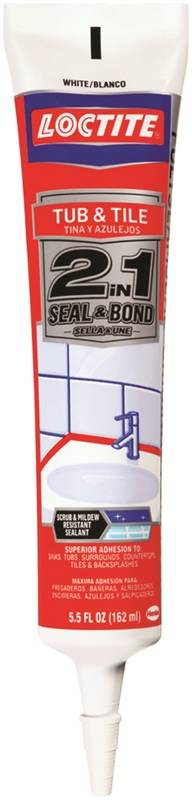 Loce 1935990 Polyseamseal Tub Tile Adhesive Caulk