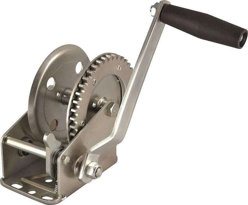 Reesee Marine Winch 1100 Lb 4 1 1 Gear