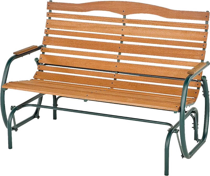 Jack Post Cg 44z Double Glider Bench 36 3 4 In H X 75 1 4