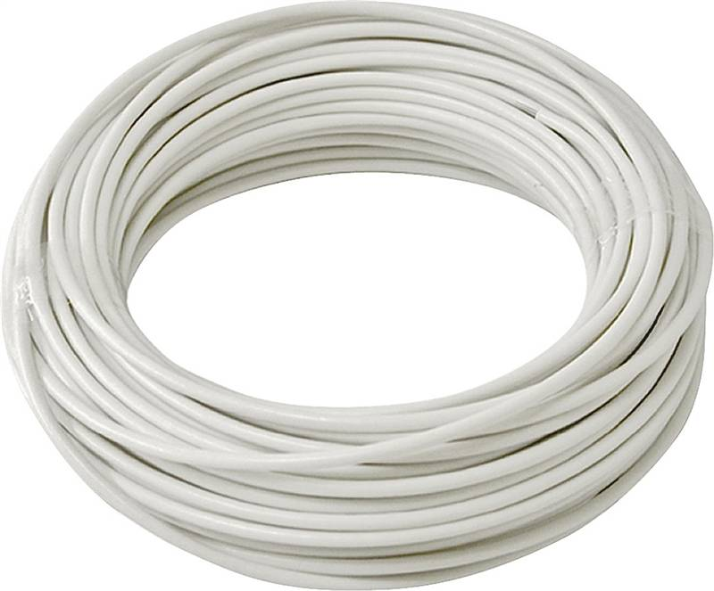 Clothesline White Coated 100ft Case Of 8