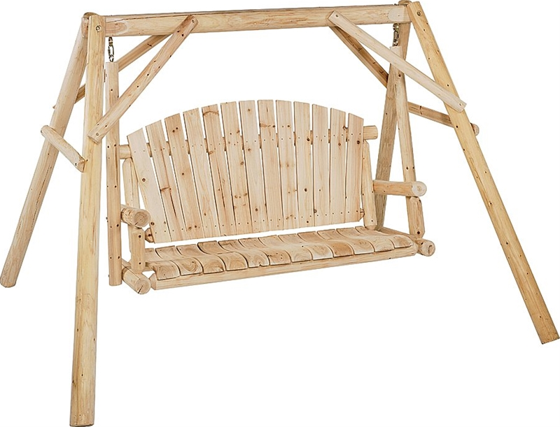 Seasonal trends nw 59n log swing and frame kit for Sutherlands deck kits