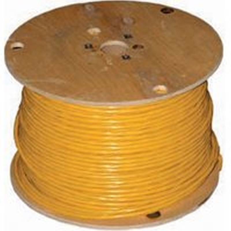 Romex SIMpull 14/3NM-WGX1000FT Type NM-B Building Wire, 14/3, 1000 ...