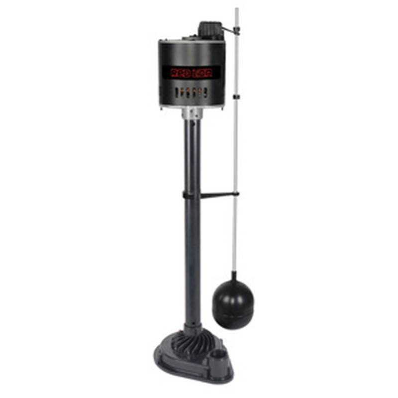 Electric Sump Pump ~ Franklin electric automatic pedestal sump pump