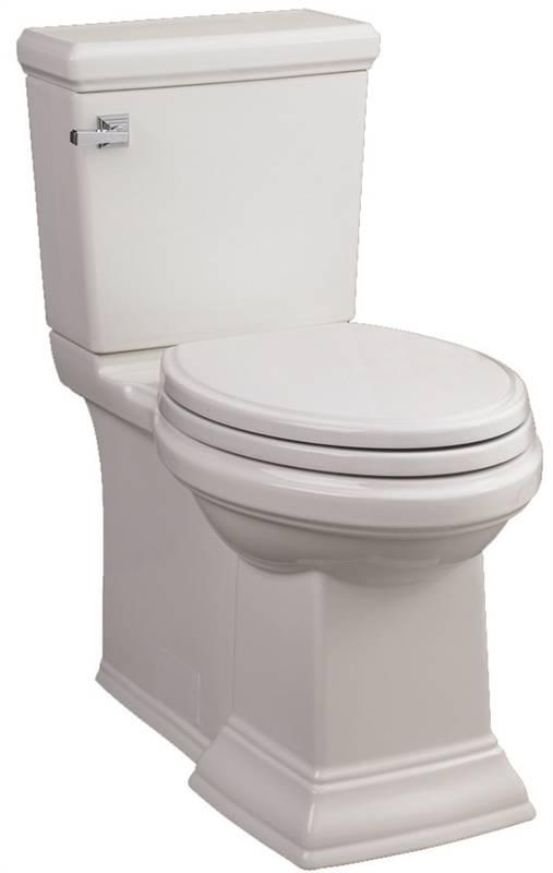 American Standard Brands Flowise 3071.000.020 Modern Toilet Bowl ...