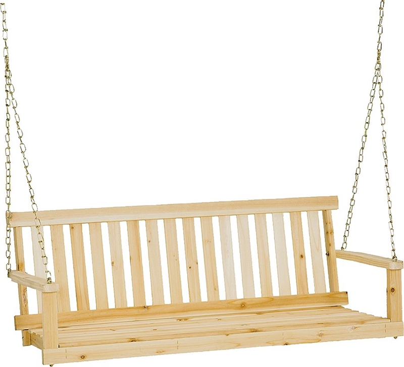 Jack Post H 24 Traditional Porch Swing Seat 2 Persons