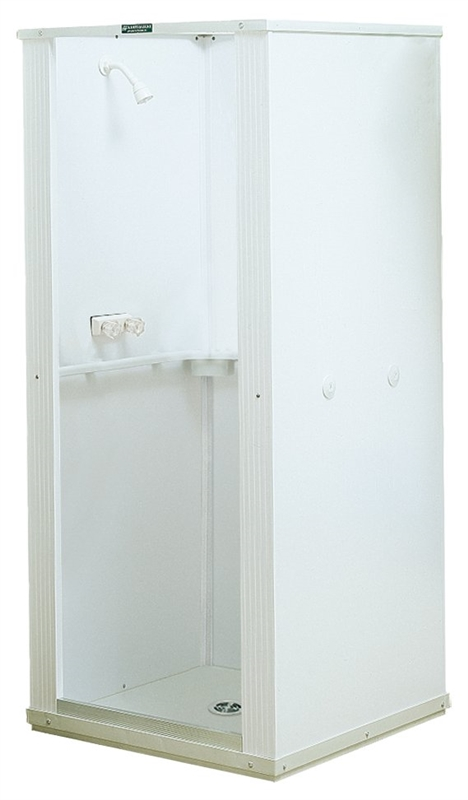 Durastall 68 Standard Shower Stall 32 5 8 In W X 24 In D