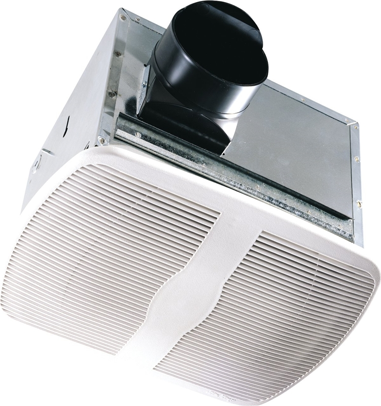 Air king ak80h humidity sensing exhaust fan with humidity sensor 80 cfm 28 1 w white Humidity activated bathroom fan