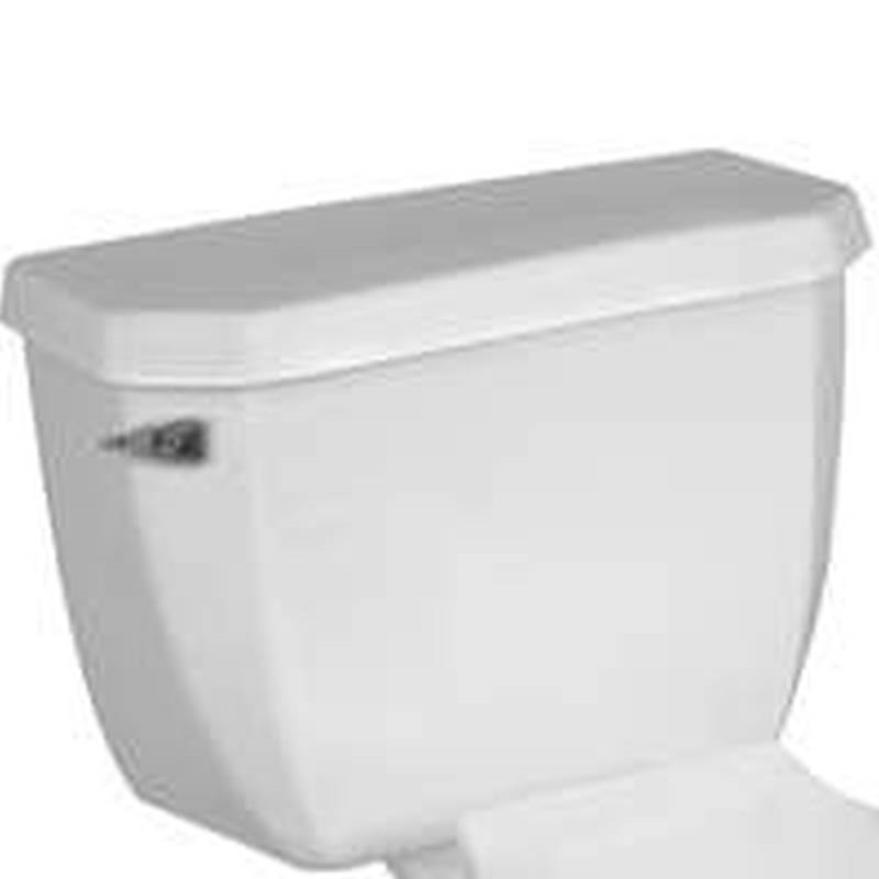 American Standard 31612 100 Economizer Toilet Tank 1 1