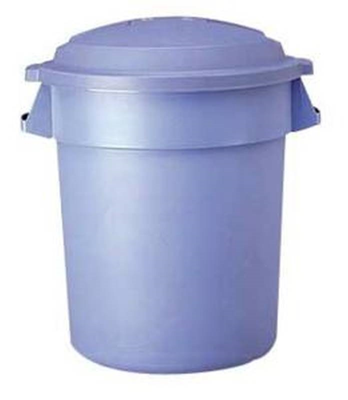 Fg262157pewt Garbage Can Pewtr 77l Rubbermaid