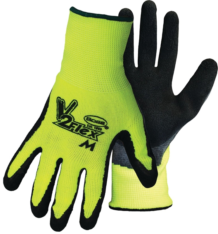 Flex Fit 8412x Breathable High Visibility Gloves Men S X