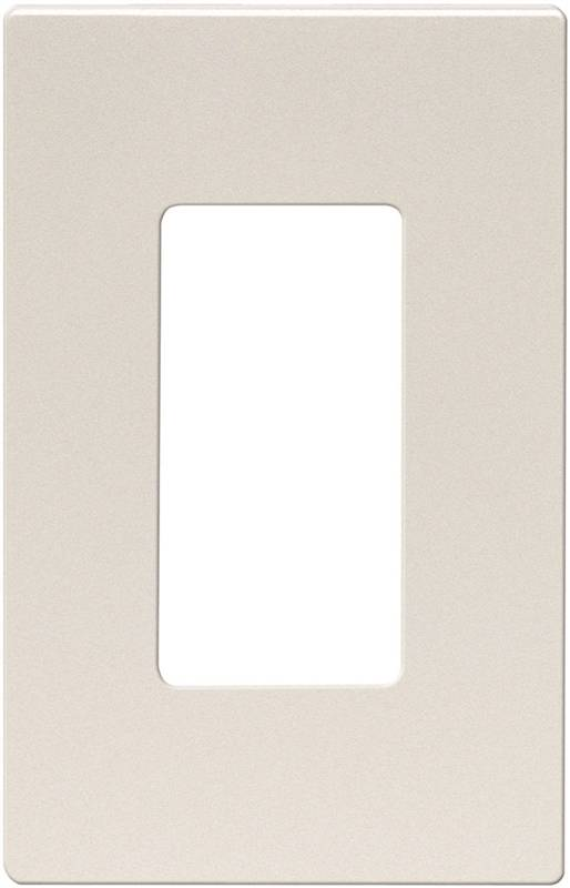 electrical wall plate covers decorative electrical wall.htm aspire 9521 decorative mid size screwless wall plate  1 gang 4 1 2  mid size screwless wall plate
