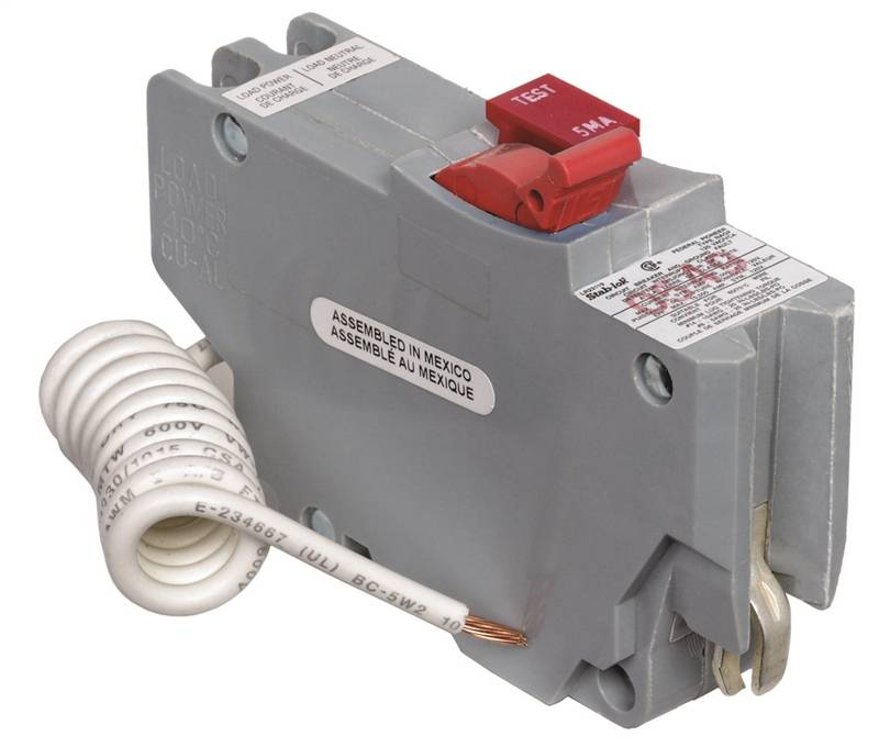 Was To Replace The Rewireable Fuses With Push Button Circuit Breakers