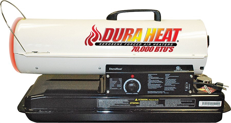 Duraheat Dfa75t Forced Air Heater With Thermostat 80000