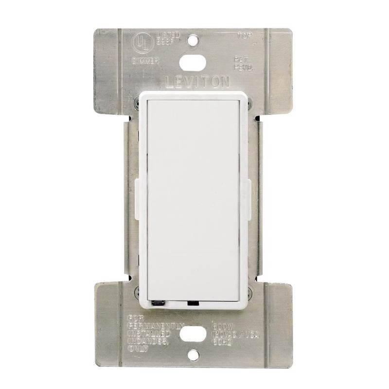 Leviton TrueTouch Decora Low Voltage Preset Digital Touch Dimmer ...
