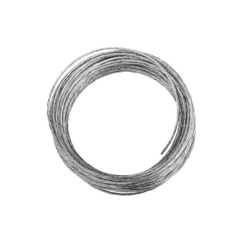 WIRE #2X25FT GALV