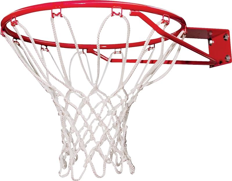 Lifetime Products 5818 Classic Basketball Rim & Net, Orange - CBS BAHAMAS LTD