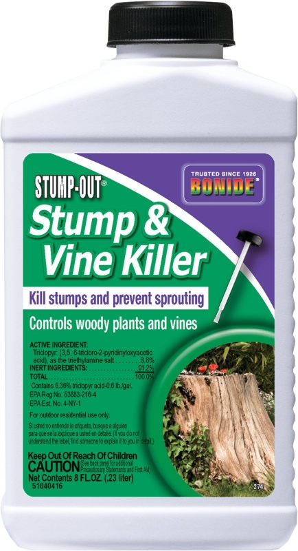 Bonide 274 Stump and Vine Killer, 8 oz - CBS BAHAMAS LTD
