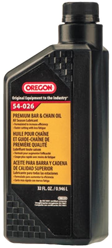 Oregon Bar and Chain Oil, 1 gal - CBS BAHAMAS LTD