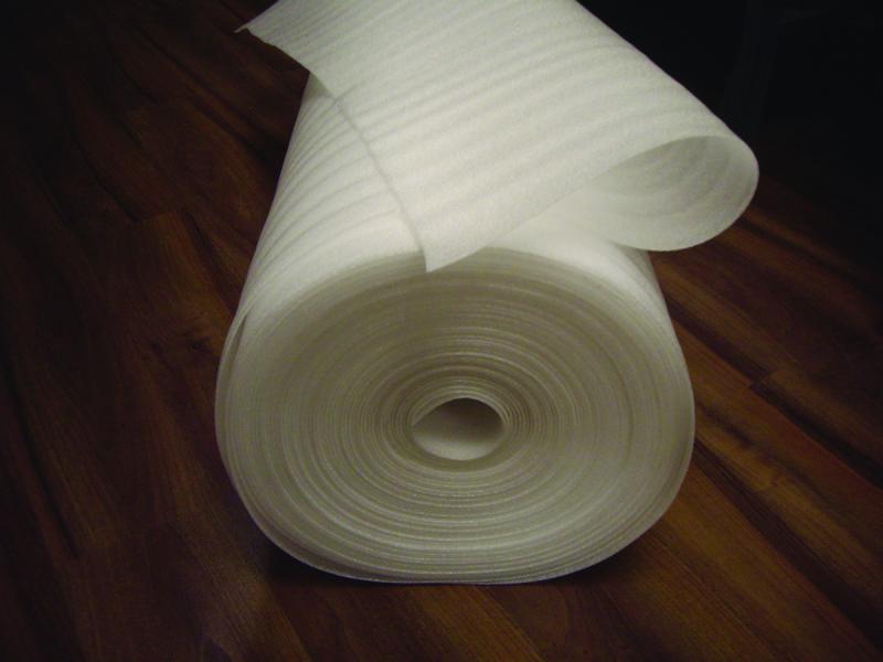 Courey YFE2-4 Underlayment Foam, 3/32 in Thick, 200 Sq Ft - CBS BAHAMAS LTD