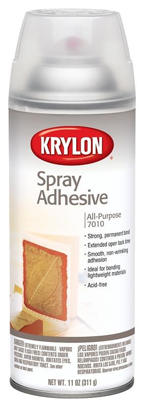 Krylon Spray Adhesive, 11 oz Aerosol Can - CBS BAHAMAS LTD