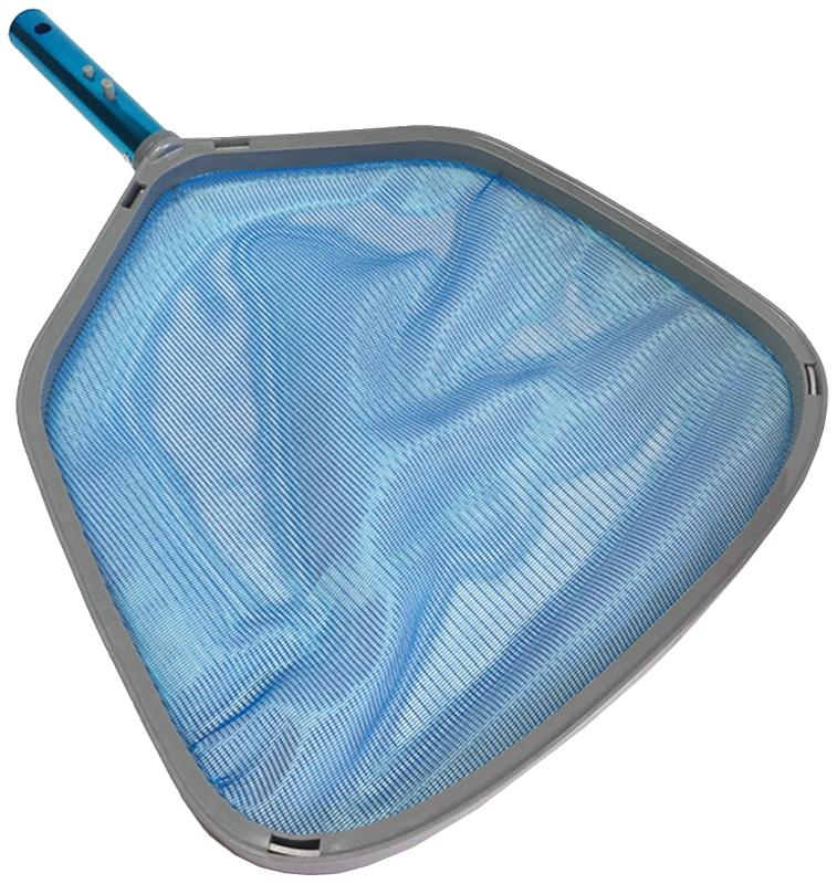 JED Pool Tools 40-363 Deluxe Leaf Skimmer, Nylon Net, Aluminum Frame - CBS BAHAMAS LTD