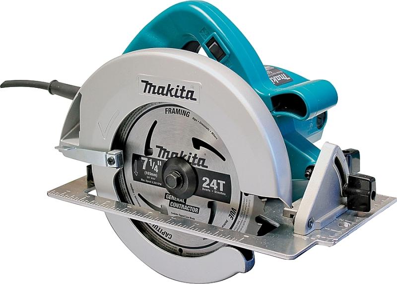 Makita 5007F 15 Amp Circular Saw, 7-1/4 in Blade, Corded - CBS BAHAMAS LTD