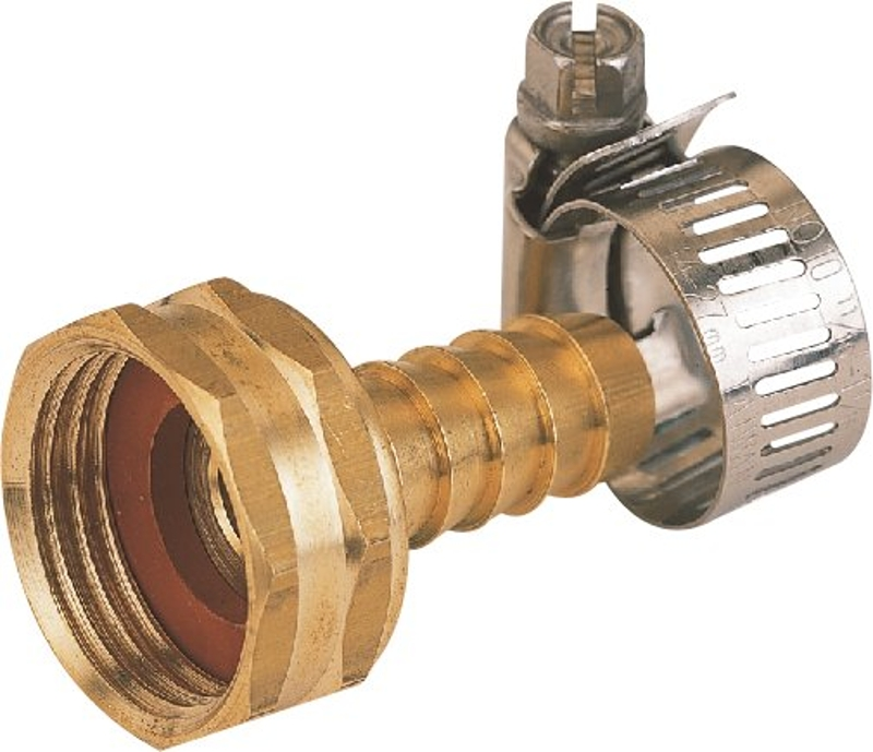 Landscapers Select GB934F3L Hose Coupling, Brass - CBS BAHAMAS LTD